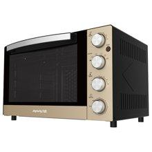 九阳(Joyoung) 电烤箱32升家用烘焙多功能全自动蛋糕面包带烤叉烤箱KX-30J3