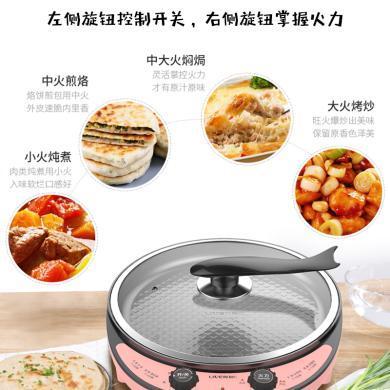 利仁J30电饼铛做饼锅电平底锅家用加深款多功能烙饼锅煎烤小家用
