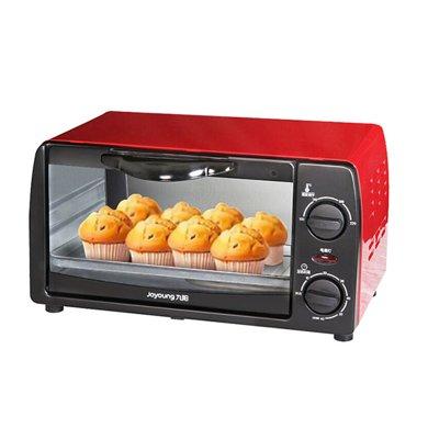 九陽 KX-10J5 電烤箱多功能家用烘焙小烤箱迷你蛋糕10升