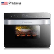 西屋(Westinghouse) 家用蒸烤一體機蒸烤箱WTO-PC3001C 黑色