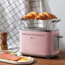 小熊(Bear)面包机 多士炉 烤面包 早餐机 吐司机 DSL-C02D2