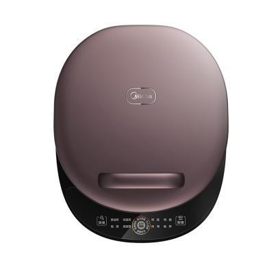 美的(Midea)電餅鐺JK30V1加深懸浮烤盤 雙面加熱大功率八大菜單
