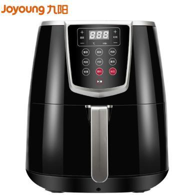 九陽(Joyoung)空氣炸鍋KL35-D81 家用多功能 無油電炸鍋低脂 全自動大容量 智能薯條機