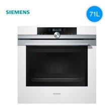 SIEMENS/西门子 HB675GBW1W家用嵌入式烤箱 内嵌电烤箱烘焙多功能