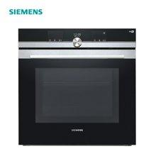 西门子 SIEMENS 电烤箱 HN678G4S6W嵌入式家用电烤箱微波烤箱 蒸汽辅助
