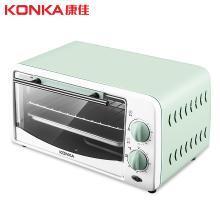 康佳KAO-A12U电烤箱家用烘焙小烤箱迷你全自动小型烤蛋糕12升新品