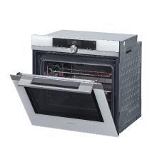 西门子(SIEMENS)HS636GDW1W蒸箱烤箱二合一 家用嵌入式多功能蒸箱 白色