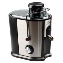 美的 (Midea) JE40D11榨汁机400W电机;双重安全保护;一体化提手;食品级不锈钢
