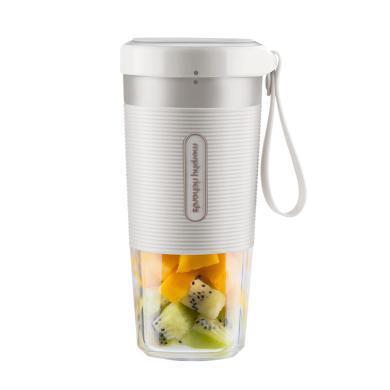 摩飞电器 (Morphyrichards)榨汁机便携式家用迷你榨汁杯充电式果汁机料理机 MR9600