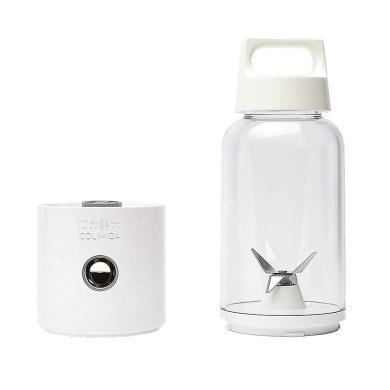 【支持购物卡】日本ACS COLIMIDA电动榨汁机便携迷你型随身USB充电式榨汁杯果汁机柠檬杯