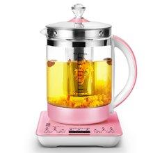 九阳 K15-D05S 全自动1.5L 加厚玻璃多功能免滤煮茶春季养生壶电水壶