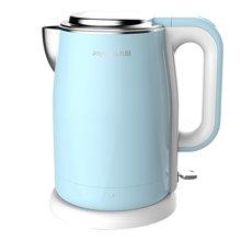九阳(Joyoung) 电水壶自动断电食品级304不锈钢开水煲1.7升K17-F5