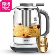 九阳 K17-D07 养生壶家用智能1.7L煮茶煎药玻璃壶开水煲