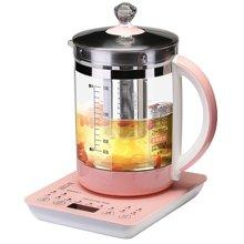 九阳(Joyoung) 养生壶1.5L多功能煎药电开水煲玻璃煮茶器K15-D05S