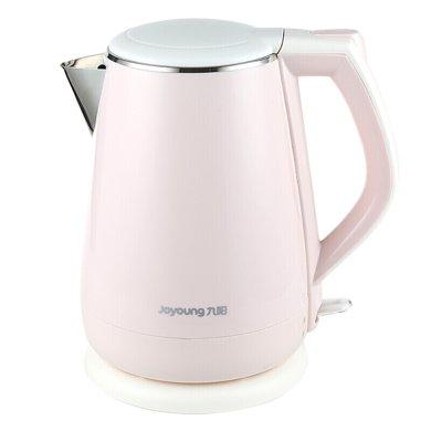 九陽 K15-F626 電水壺不銹鋼電熱水壺1.5L開水煲