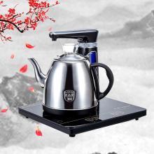 心好 XH-QZD-Q1 全自动上水电热壶304不锈钢电茶具   1.0L/1350W 黑色