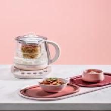 Buydeem/北鼎 K159养生壶电多功能加厚玻璃分体家用煎中药煲煮茶