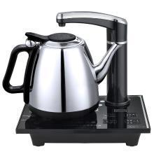 优益YC-105 自动上水电热水壶 304不锈钢电脑控温 断电保护