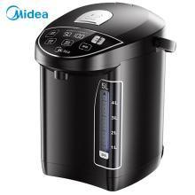 美的(Midea)电热水瓶 304不锈钢电水壶 5L容量 10段温控电热水壶 SP50Power302  BJ