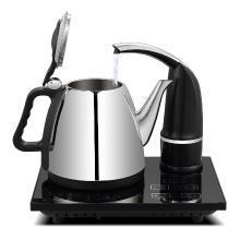 Yoice/优益 YC-106新款全自动上水电热水壶抽水壶 不锈钢功夫茶壶