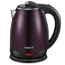 Yoice/优益Y-SH601-18烧水壶304不锈钢自动电热水壶家用宿舍水壶