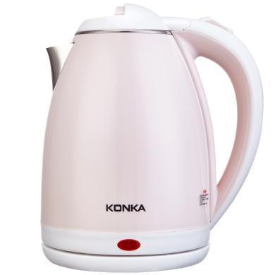 Konka/康佳 KEK-15DG1828電熱水壺家用304不銹鋼自動斷電1.8L正品