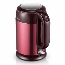 美的(Midea) 电水壶热水壶 双层隔热 快速沸腾烧水壶 H215E4a
