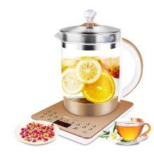 Joyoung/九阳 K15-D03养生壶全自动加厚玻璃多功能电热水壶煮茶壶