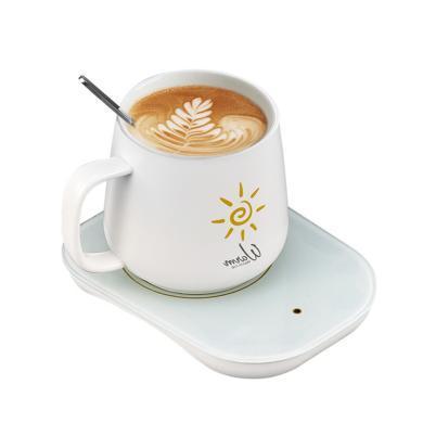 Yoice/優益 暖暖杯加熱器自動恒溫寶暖杯墊電保溫底座水杯子熱牛奶器Y-NNB1