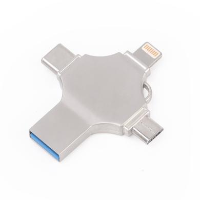 leapowe苹果安卓手机U盘Type-C/Micro苹果安卓优盘OTG四口多功能手机电脑U盘?#25509;?>                                 </a>                             </div>                         <div class=