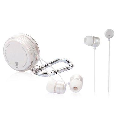 leapower 可伸縮入耳式立體聲音樂耳機重低音跑步健身運動耳塞蘋果/小米/華為通用