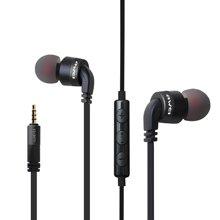 用维 ES-30TY有线耳机入耳式重低音带麦线控监听耳麦苹果华为手机通用