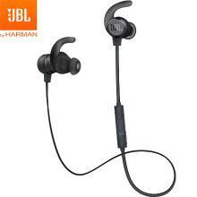 JBL T280BT 入耳式蓝牙无线耳机 运动耳机 手机游戏耳机 苹果安卓通用 金属钛振膜 跑步磁吸式带麦