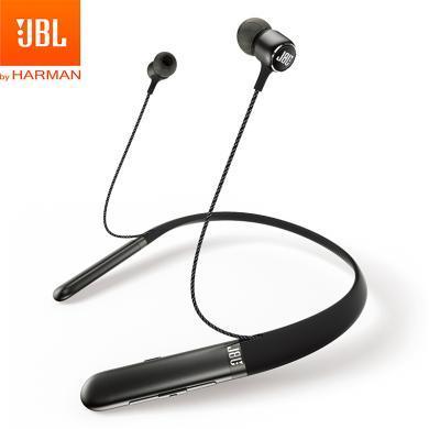 JBL LIVE  200BT  颈挂式无线蓝牙耳机 入耳?#34121;?#26426; 运动耳机 跑步磁吸?#37233;?#40614; 苹果安?#23458;?#29992;