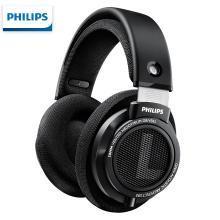 飛利浦(PHILIPS)頭戴式耳機 音樂耳機 HiFi高保真SHP9500