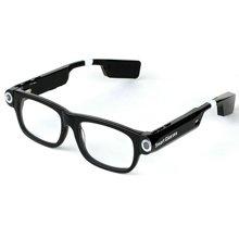 leapower迈能 录像智能眼镜 摄像眼镜 蓝牙/耳机/GPS导航/拍照/照明/接打电话