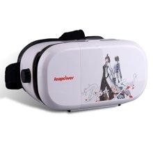 Leapower 3d智能vr眼鏡虛擬現實頭盔頭戴式視頻影音游戲彩繪魔鏡