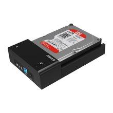 奥睿科(ORICO)6518US3 USB3.0移动硬盘底座 通用2.5/3.5英寸SATA/SSD