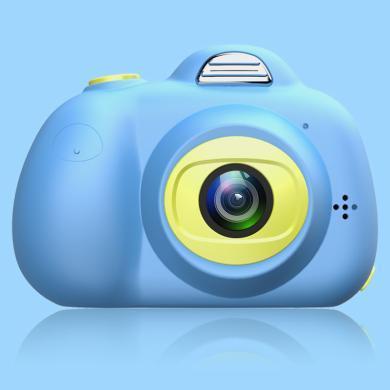 兒童相機數碼卡通照相機玩具運動攝像頭微型迷你仿真單反復古兒童生日禮品小單反照相機