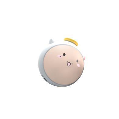 CIAXY 天使与恶魔暖?#30452;?#20805;电暖电暖宝可爱迷你随身热手袋暖宝宝圣诞礼物