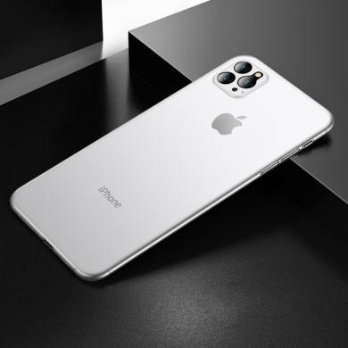 CIAXY超薄PP適用iPhone11手機殼蘋果x/xs max/xr/8/7/6/6s透明硅膠軟殼