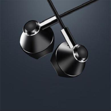 CIAXY耳機入耳式金屬有線耳機線控適用于蘋果運動爆款吃雞游戲耳塞禮物