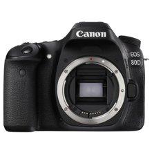 佳能(Canon)EOS 80D 单反机身
