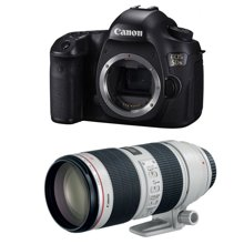 佳能(Canon)EOS 5DS 单反套机(EF 70-200mm f/2.8L IS II USM)