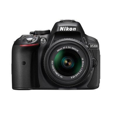 尼康(Nikon)D5300套機 相機 單反相機 (AF-S 18-140mmf/3.5-5.6G ED VR 鏡頭)長焦140mm,更長焦距,更多精彩!