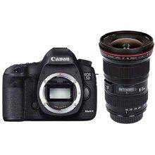 佳能(Canon) EOS 5D Mark III 单反套机(16-35mm f/2.8L II )