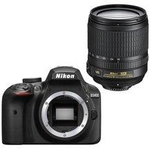 尼康(Nikon) D3400 相机 单反相机 单反套机(AF-S DX 尼克尔 18-105mm f/3.5-5.6G ED VR)