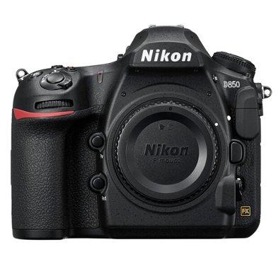 尼康(Nikon)D850 相機 單反相機 專業全畫幅數碼單反相機  尼康D850 單機身(無鏡頭)  原裝正品 官方標配!