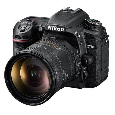 尼康(Nikon)D7500 相機 單反相機 單反套機(AF-S DX NIKKOR 18-200mm f/3.5-5.6G ED VR 防抖鏡頭)