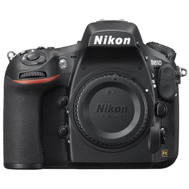 尼康(Nikon) D810 單反機身 相機 單反相機 原裝官方標配 國行正品!